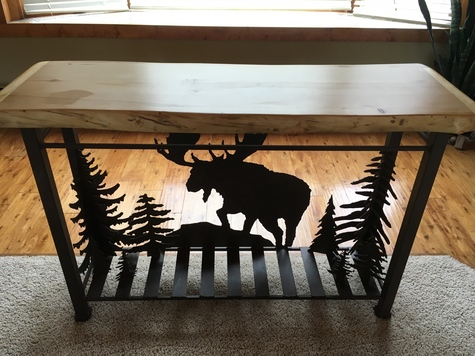 Moose table