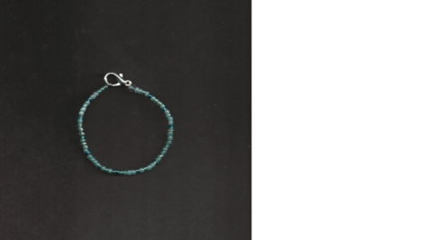 """""""Something Blue"""" Clasp Bracelet is PRETTY, LIGHTWEIGHT & COMFORTABLE TO WEAR!"""