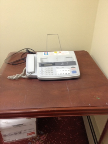 Phone and Fax