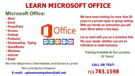 Computer Training