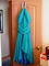 Turquoise Formal Dress Size 12