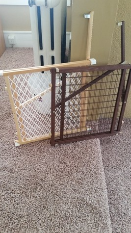 Baby Gates, 2 for $8.00
