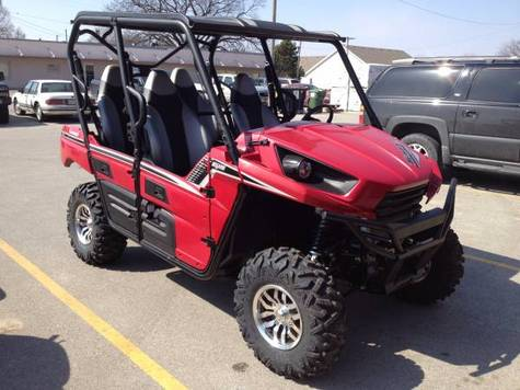 Atv four seater