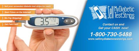 diabetic test strips