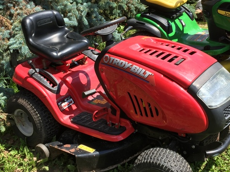 "Troy Built 42"" Mower"