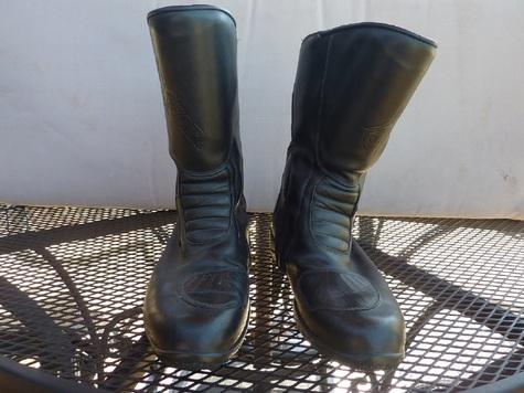 Oxtar Boots