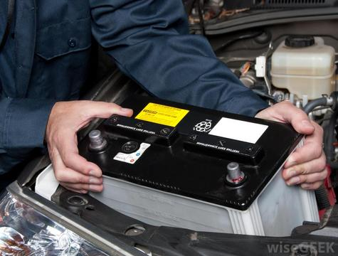 Automotive Battery (Lead-Acid, Gel, AGM)