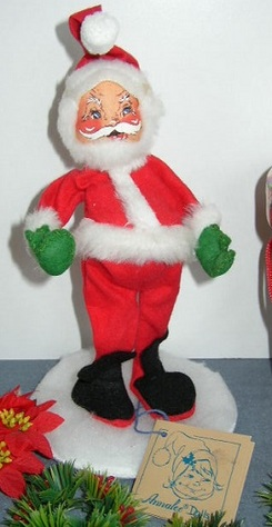 Annalee Dolls #5232 - Santa Claus
