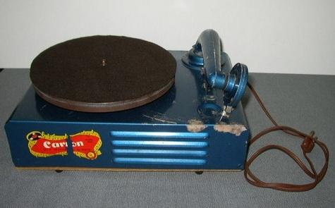 Carron Model 1000 Phonograph