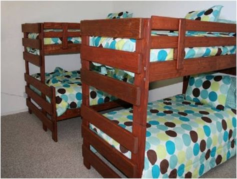 The Low Country Bunk Bed
