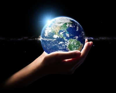 Your World is in Your Hands