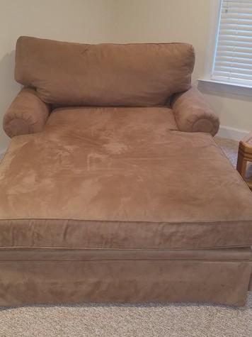 Custom Chaise