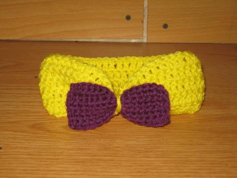 Baby Girl Headband 1
