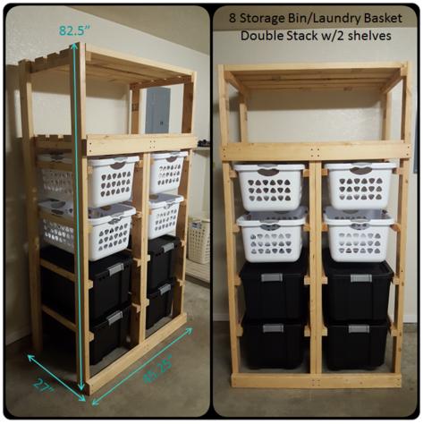 8x2 Storage Unit