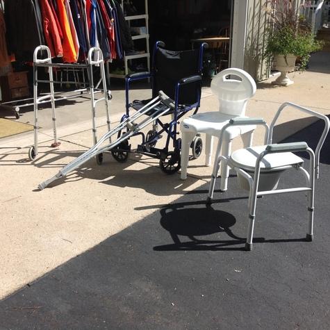 Handicap items for sale