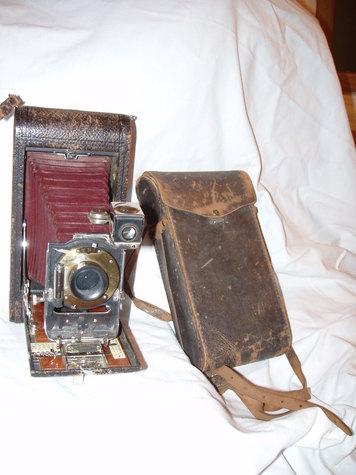 Early 1900's Kodak Camera