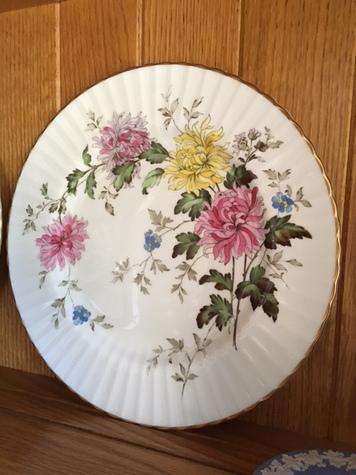Bone China Dinner Plate