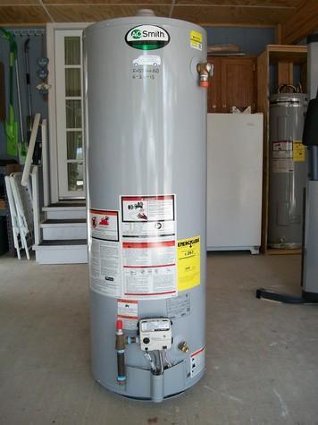 40 gal. nat.gas Water Heater