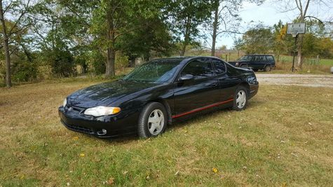 2001 Chevy Monte Carlo SS