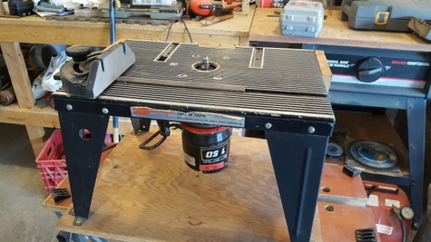 Craftsman 150 Router