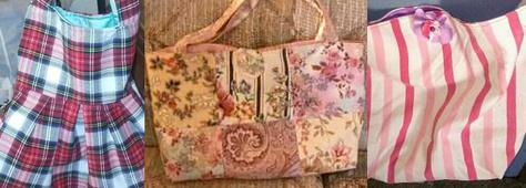 Bags by Beth Ferree