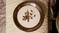 Coaster: Frank M Whiting PHEASANT Coaster