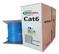 1000FT Cat6 Plenum CMP Ethernet UTP Bulk Cable