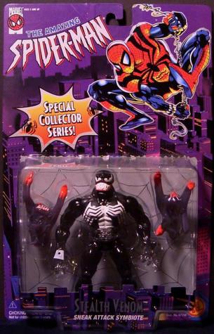 Stealth Venom action figure
