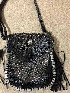 Skull purse- New
