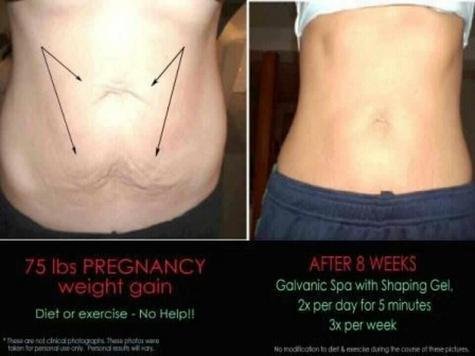 Reduce the Appearance of Cellulite and Firm Your Body  It Works-Surgery Free