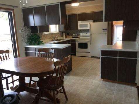Large Open Concept Custom Kitchen and Diningroom