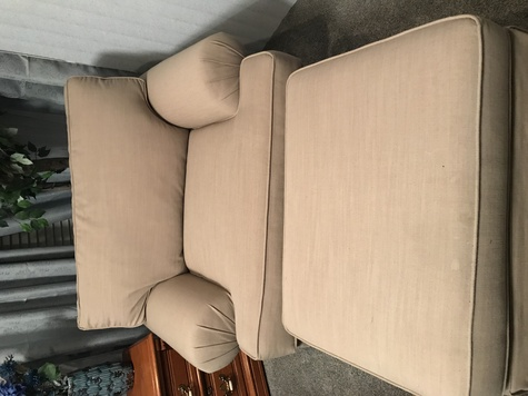 Excellent chair and half