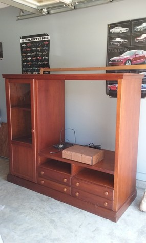 Entertainment Center (USED)