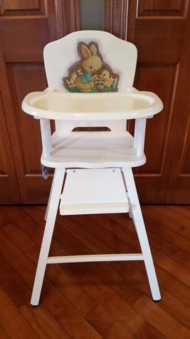 baby/doll high chair