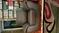 Chair: Top Grain Leather - Abbyson Living Ashton Brown