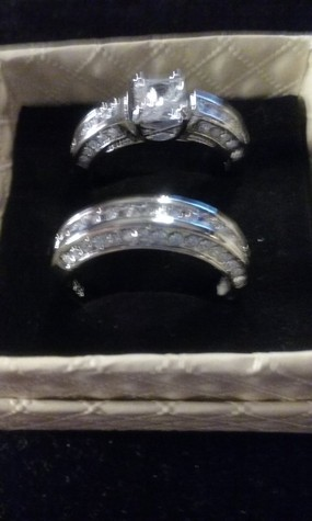 Wedding Set Size 10