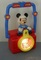 Collection of Battery Operated Mickey Mouse Toys