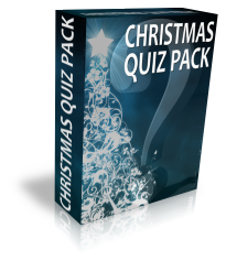 Christmas Quiz Pack