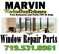 Marvin Window & Door Parts | Replacement Service Parts