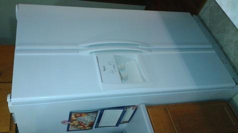 Refrigerator Exterior