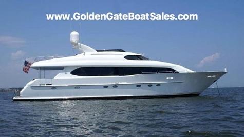94 Lazzara RPH Motor Yacht
