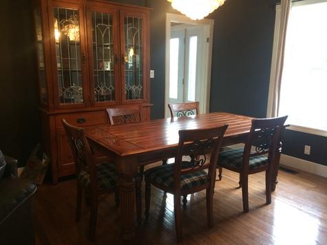 Dinning room set for sale