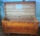 Ed Roos  antique cedar chest