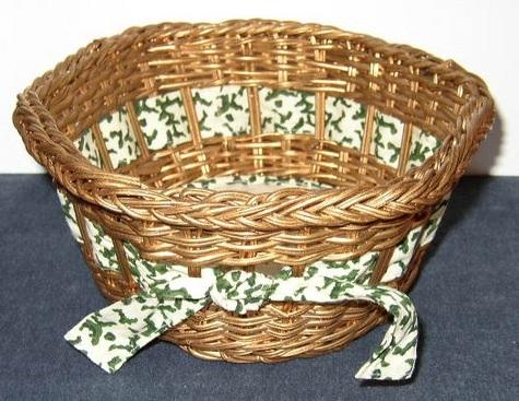 Snowman Christmas Basket