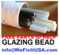 Glazing Bead Window Snap In Bead PVC Plastic Glazing Channel