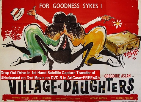 """Village of Daughters"" (1962)(DVD-R)"