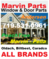 Integrity BiltBest Marvin All Window Repair Service Parts