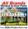 All Window Door Parts Integrity Marvin Lincoln Caradco Malta