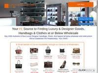 Designer Products Below Wholesale