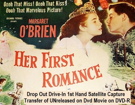 Her First Romance (1951)(DVD-R)